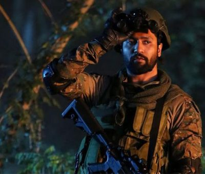 "Vicky Kaushal thanks fans for turning 'How's the Josh?' in ""URI"" movies."