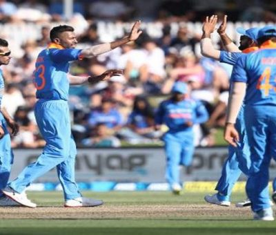 'How's the Josh' — Team India Celebrates Series Win in Style  4-1.