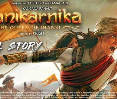 Manikarnika Box Office Collection: Kangana Ranaut – Ankita Lokhande's historical saga all set to cross the Rs 75 crore mark in 10 days.