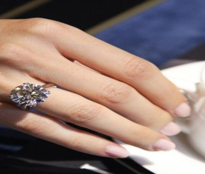 How much money should one spend on an engagement ring?