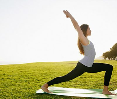 How To Control High Blood Pressure (Hypertension) With Yoga?
