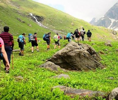 Hampta Pass: A paradise of Serene Beauty and Divine Pleasure!