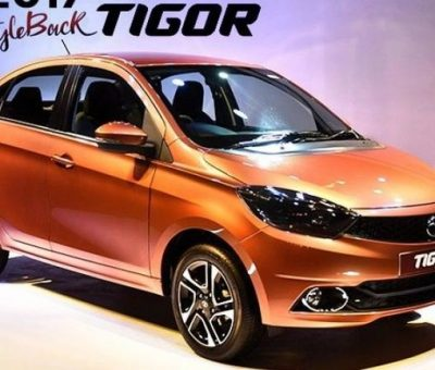 Tata Tigor: Eye of the Tigor